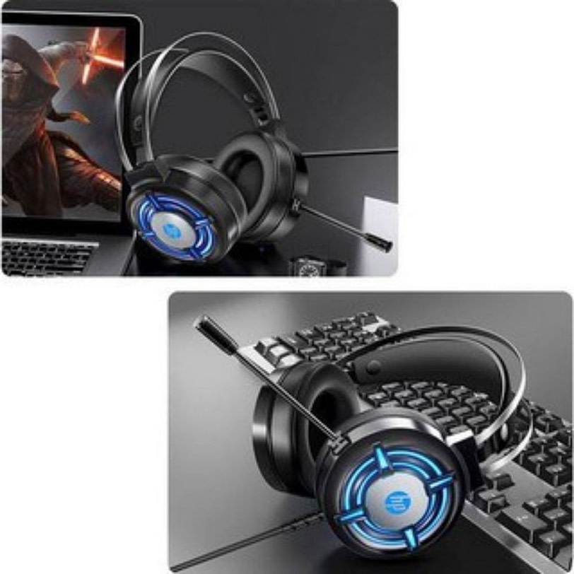 HP H120 Wired Gaming Headset 4