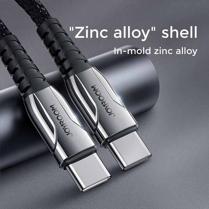 Joyroom S 1830K1 Braid USB C Extension Charging Cable 8 1