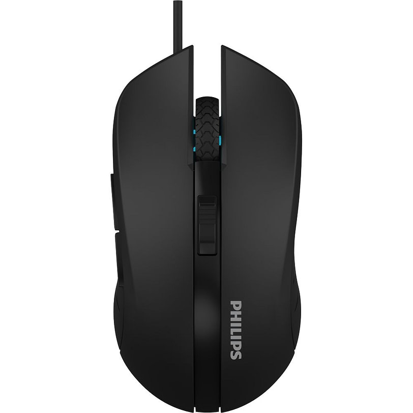 Philips SPK9313 Wired Gaming Mouse with Ambiglow 02
