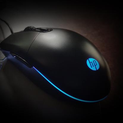 HP M260 Wired Optical RGB Gaming Mouse Detail 03