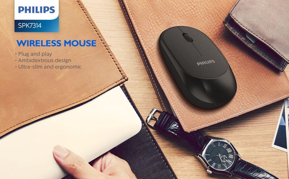 - Plug and play - Ambidextrous design - Ultra-slim and ergonomic