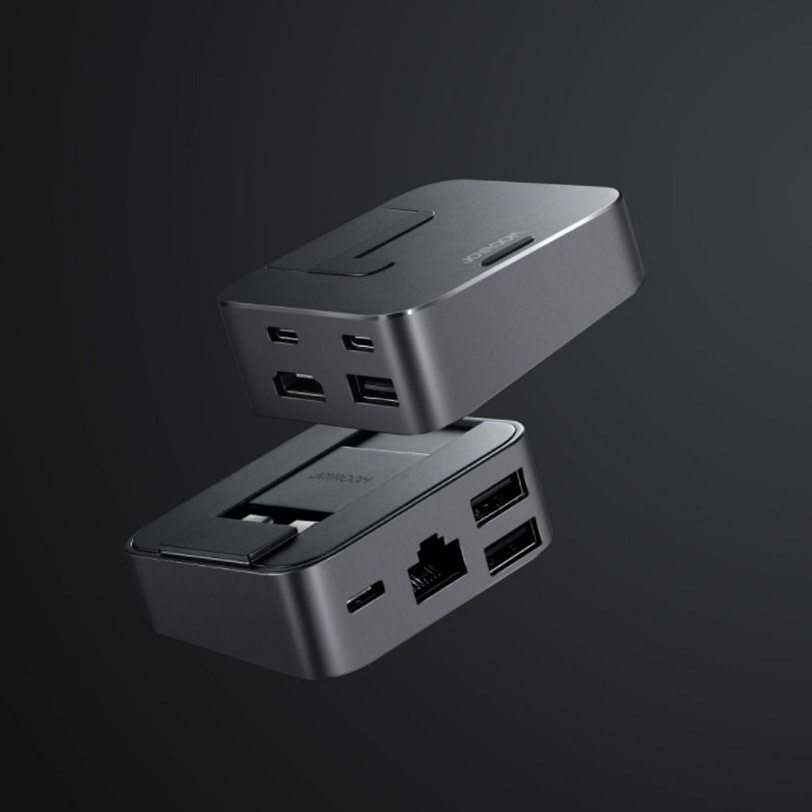 Joyroom S H121 J cube USB Docking Station 6 2