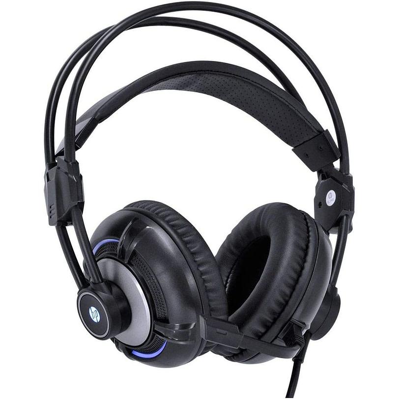 HP H300 Stereo Bass Gaming Headset 02