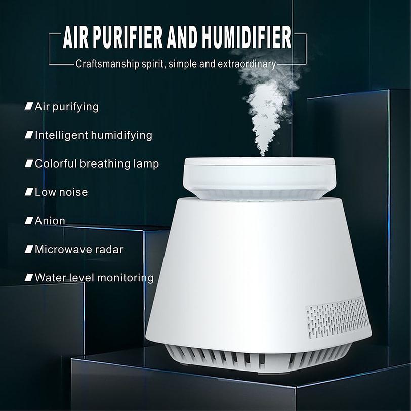K9 Air Humidifier Indoor Air Purifier White 20 3