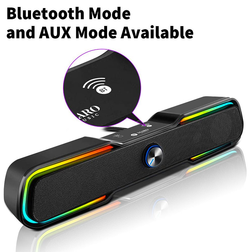 Maro Bluetooth Surround Soundbar 04