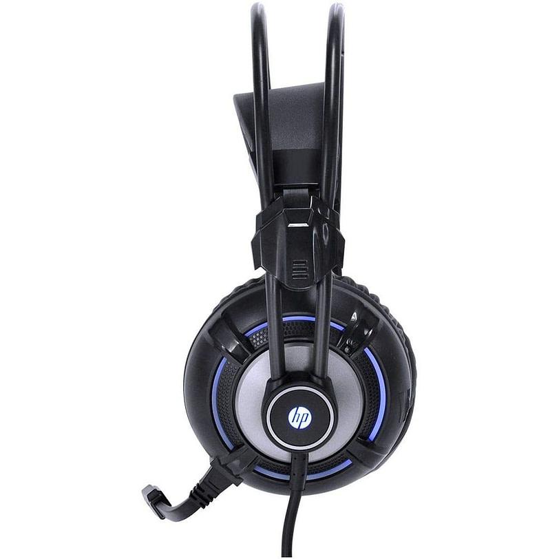 HP H300 Stereo Bass Gaming Headset 06