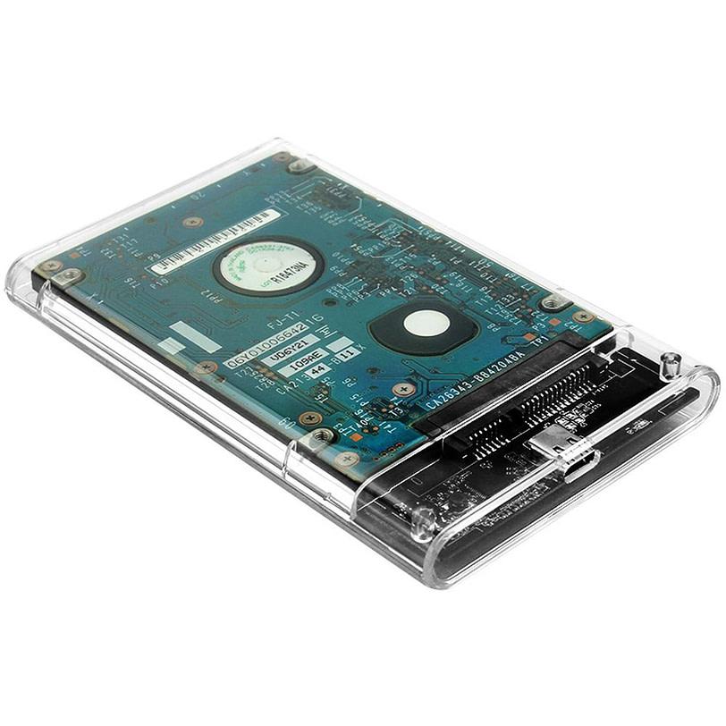 USB3.1 Portable Harddisk Enclosure 02