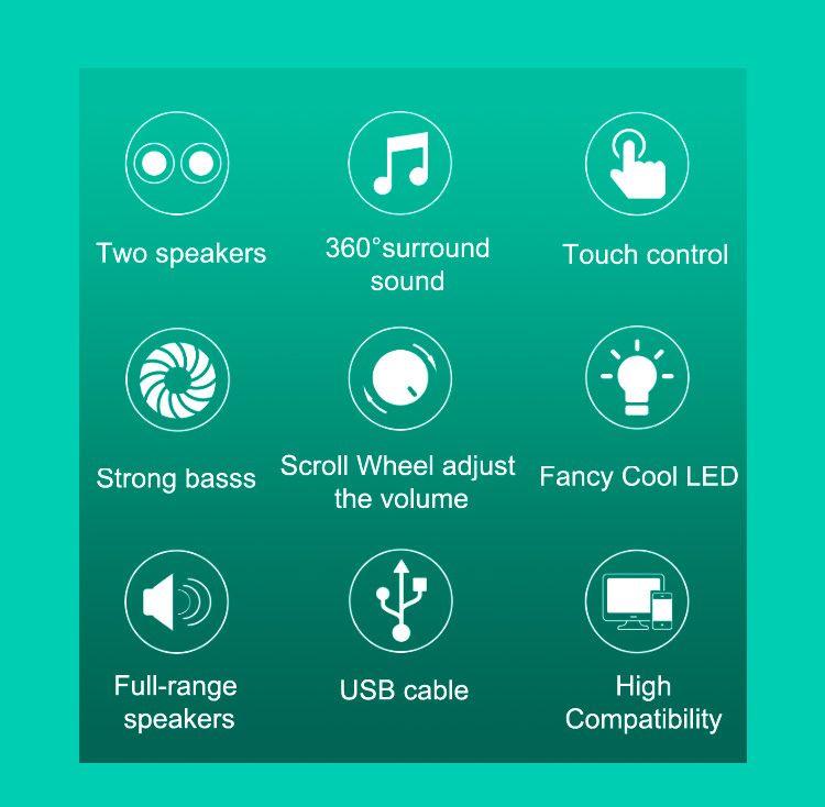 Maro Bluetooth Surround Soundbar Detail 01