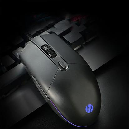 HP M260 Wired Optical RGB Gaming Mouse Detail 05