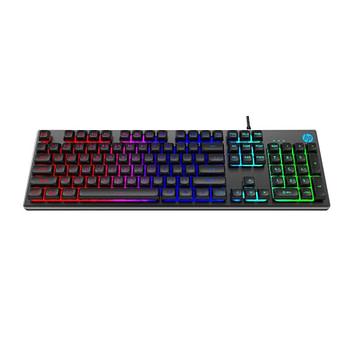 HP K500F Rainbow Gaming Keyboard 01