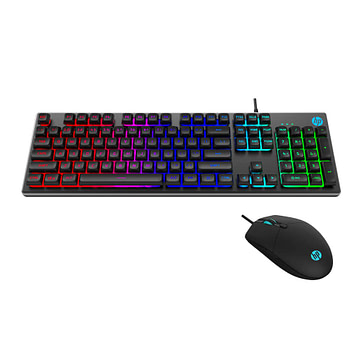 HP KM300F Gaming Keyboard and Mouse Combo 01