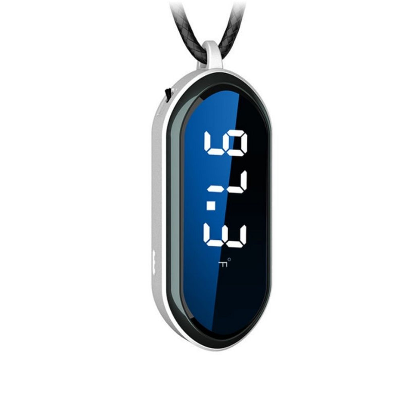 F9 Negative Ion Wearable Air Purifier Necklace 12