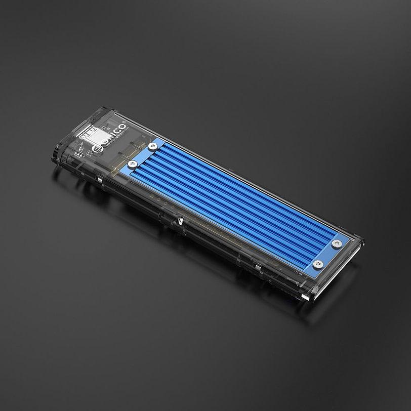 Orico TCM2 C3 M.2 NVMe SSD Enclosure 12
