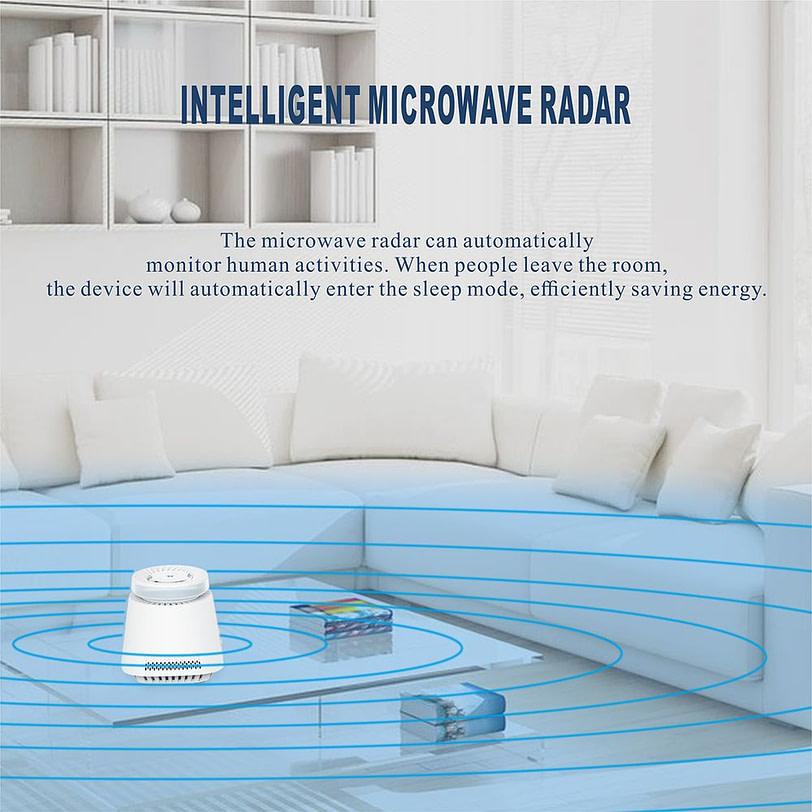K9 Air Humidifier Indoor Air Purifier White 8 3