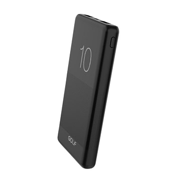 Golf PB G80 Fast Charge Portable Power Bank Black and White 15