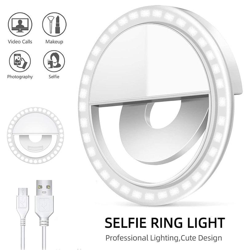 Selfie Ring Light 02