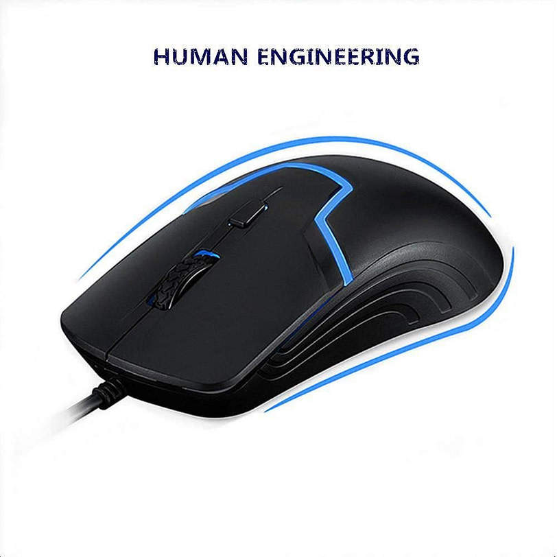 HP M100 Gaming Mouse 04