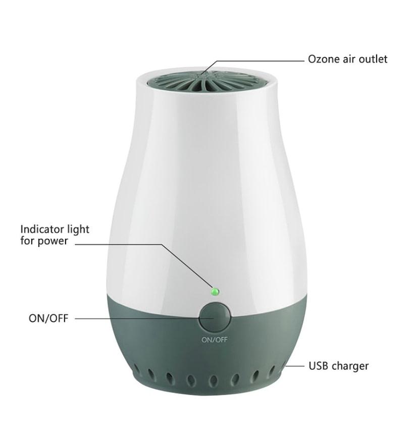 Vmax O3 Portable Ozone Air Purifier 02
