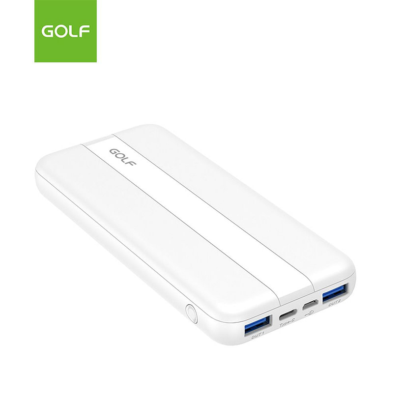Golf PB G92PD Fat Charge Power Bank Portable Charger 2 1