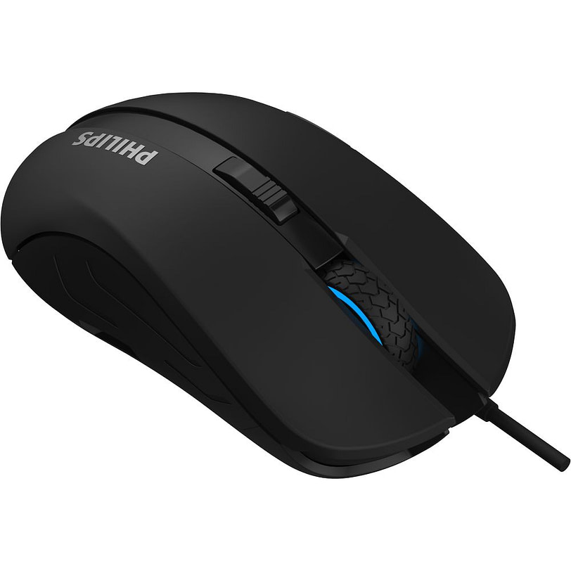 Philips SPK9313 Wired Gaming Mouse with Ambiglow 11