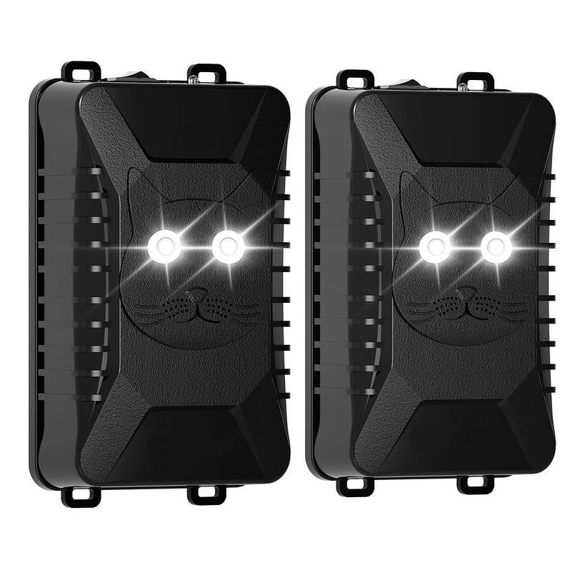 AR28 Battery Operated Ultrasonic Pest Repeller 5