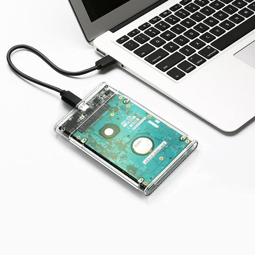 USB3.1 Portable Harddisk Enclosure 09