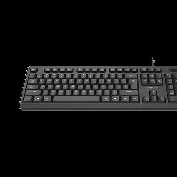 Philips SPK6234 Wired Keyboard
