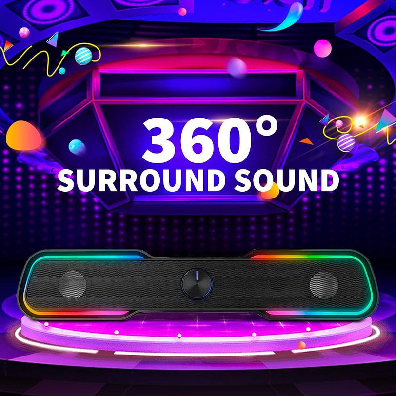 Maro Bluetooth Surround Soundbar 05