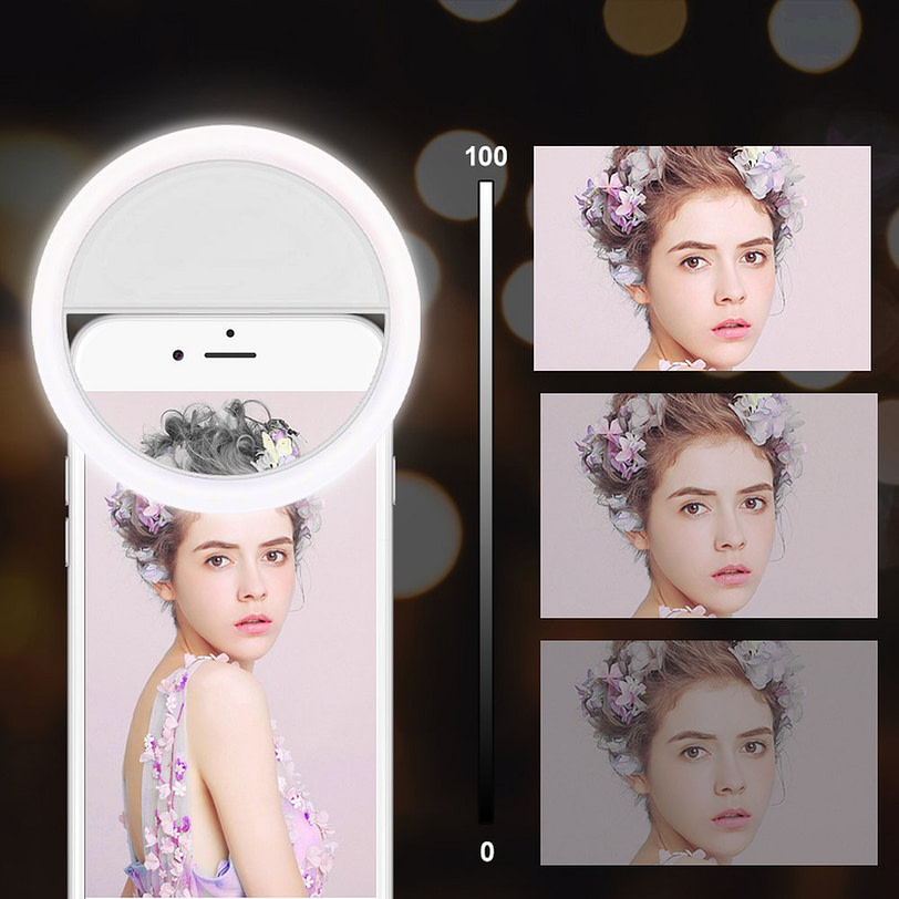 Selfie Ring Light 08