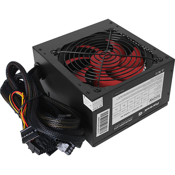 Fortrek Crusader 300W Computer Power Supply PSU 01