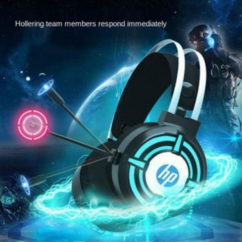 HP H120 Wired Gaming Headset 7