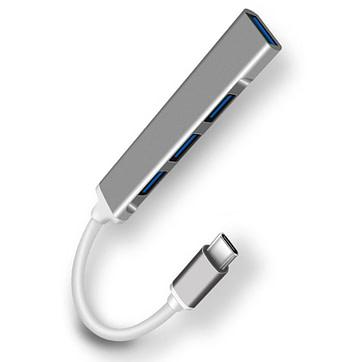 C809 Type C 4 Ports USB Hub 02