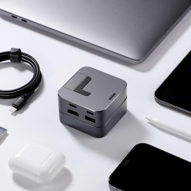 Joyroom S H121 J cube USB Docking Station 7 3