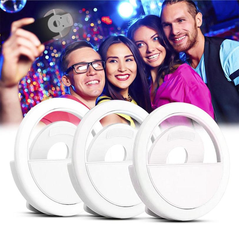 Selfie Ring Light 11