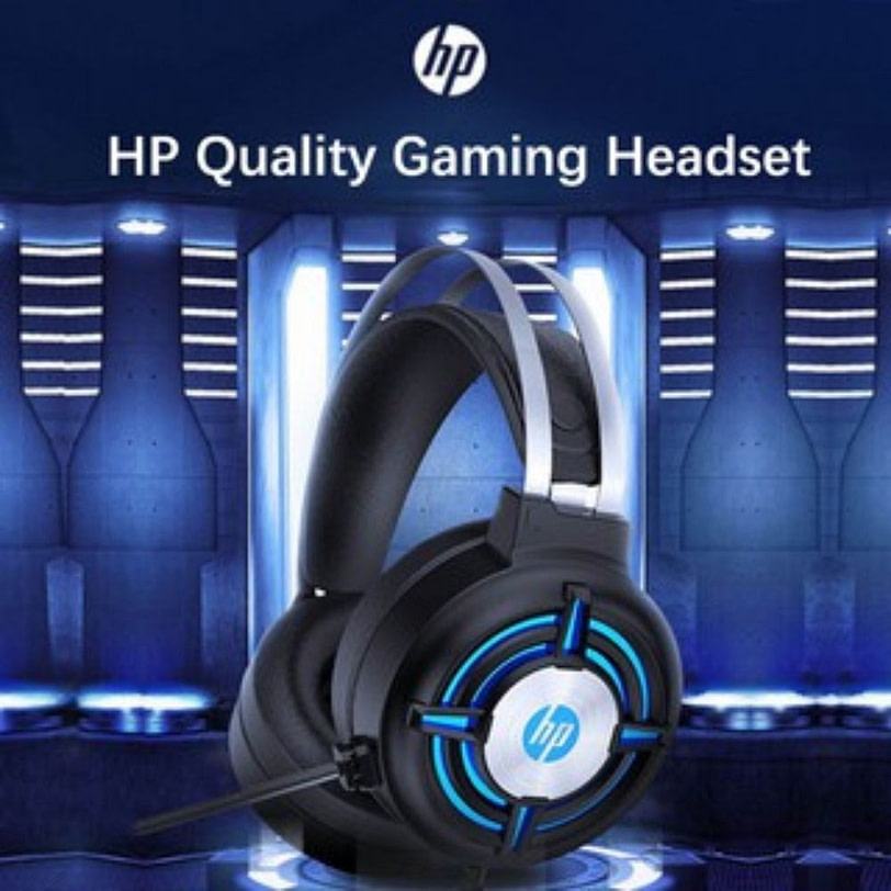 HP H120 Wired Gaming Headset 5