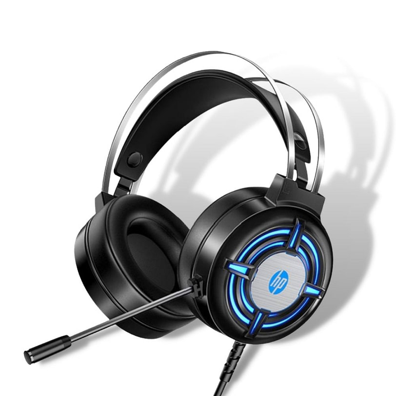 HP H120 Wired Gaming Headset 1