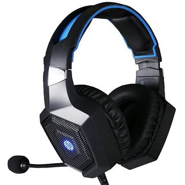 HP H320 Hard Rock Bass Gaming Headset 01
