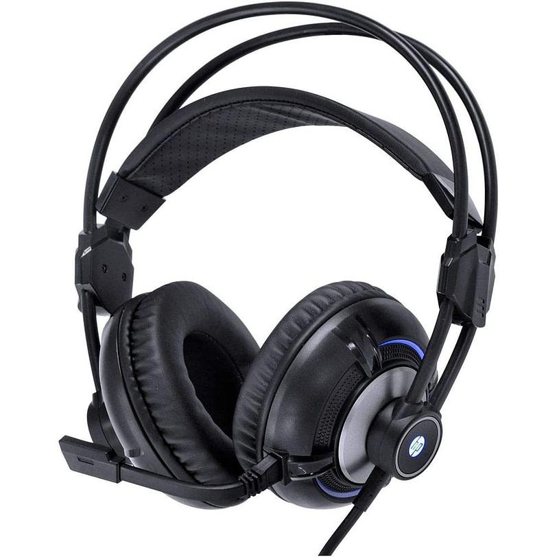 HP H300 Stereo Bass Gaming Headset 01