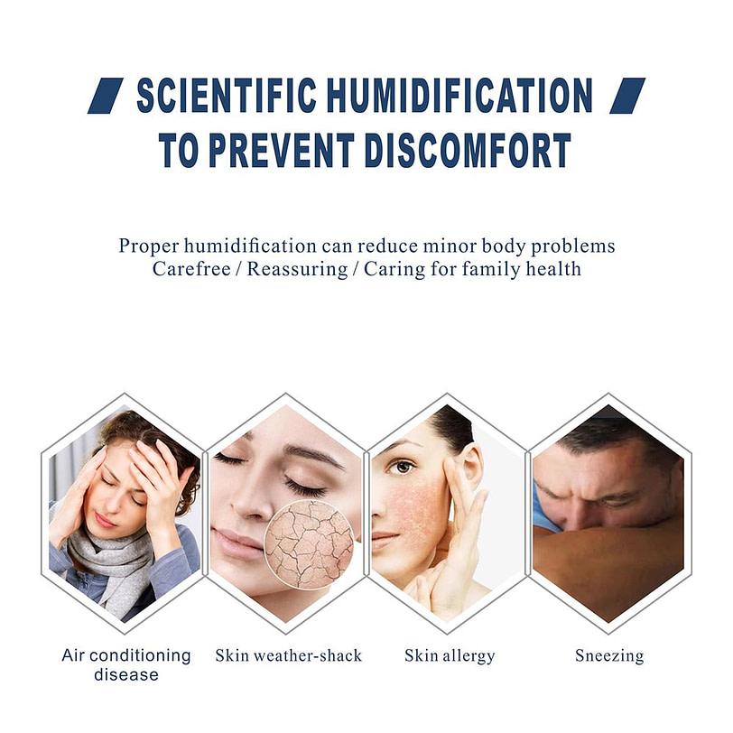 K9 Air Humidifier Indoor Air Purifier White 10 1