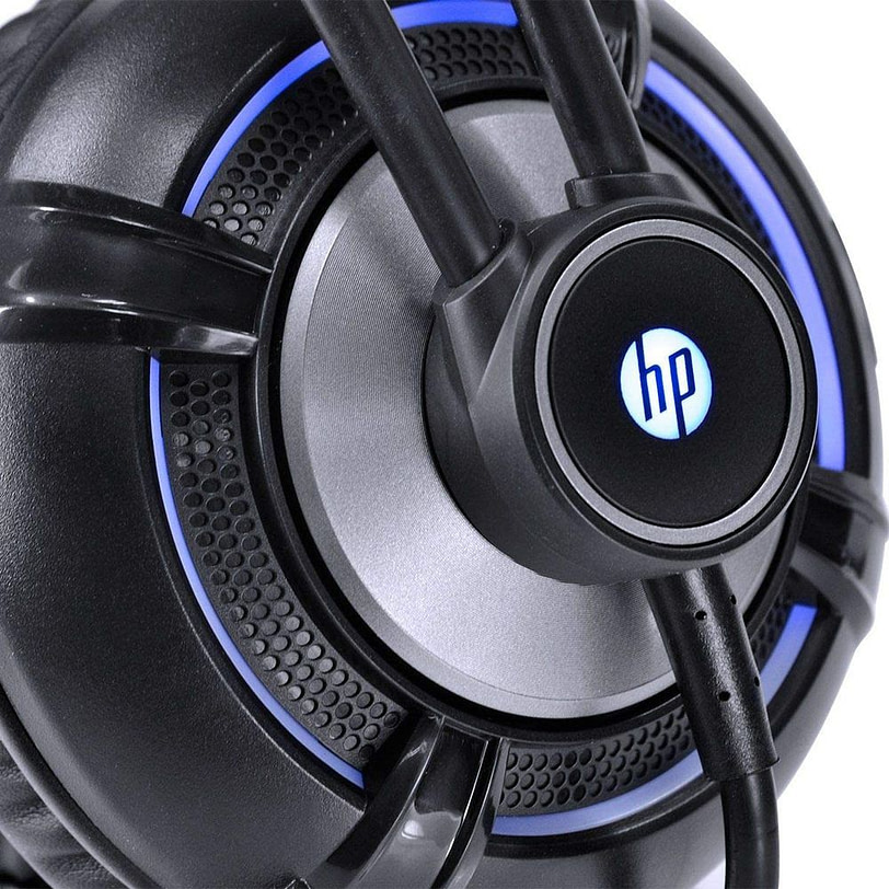HP H300 Stereo Bass Gaming Headset 05