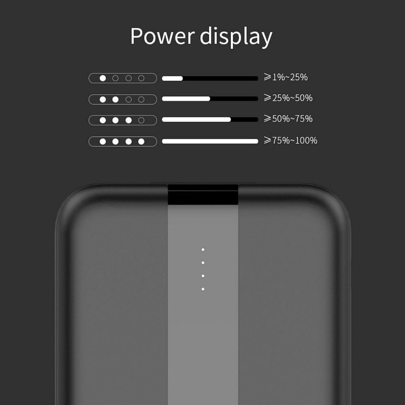 Golf PB G92PD Fat Charge Power Bank Portable Charger 12